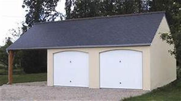 prix construction d'un garage de 20m2