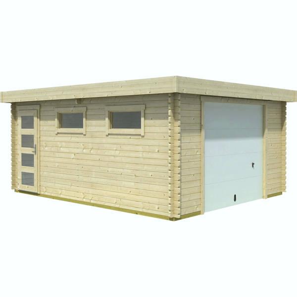 prix de construction d un garage