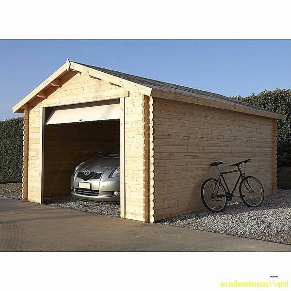 cout de construction d'un garage