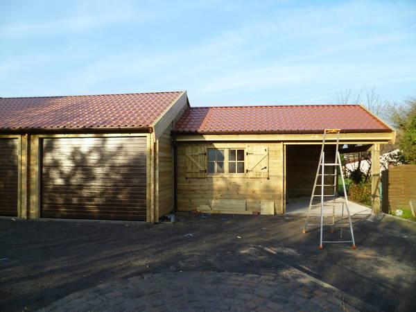 maison en bois gironde kit libre 70 000