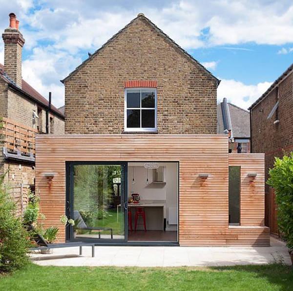 extension maison en bois prix