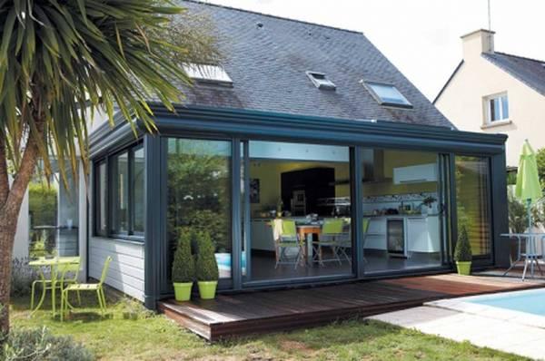 prix veranda extension maison
