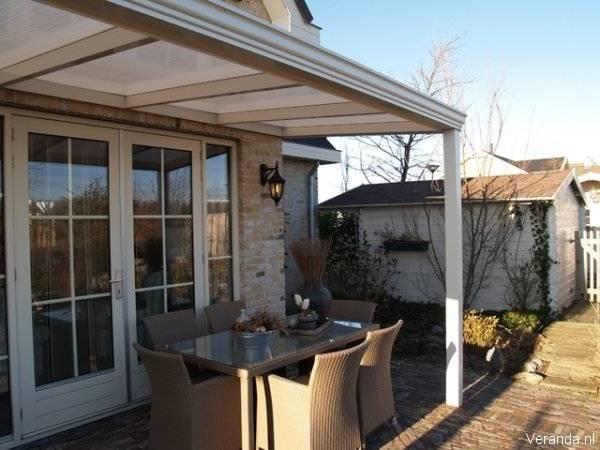 veranda kit aluminium