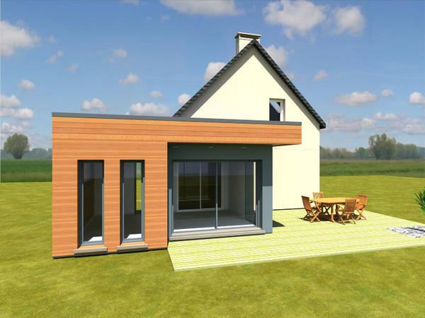 extension de maison en bois sans permis de construire